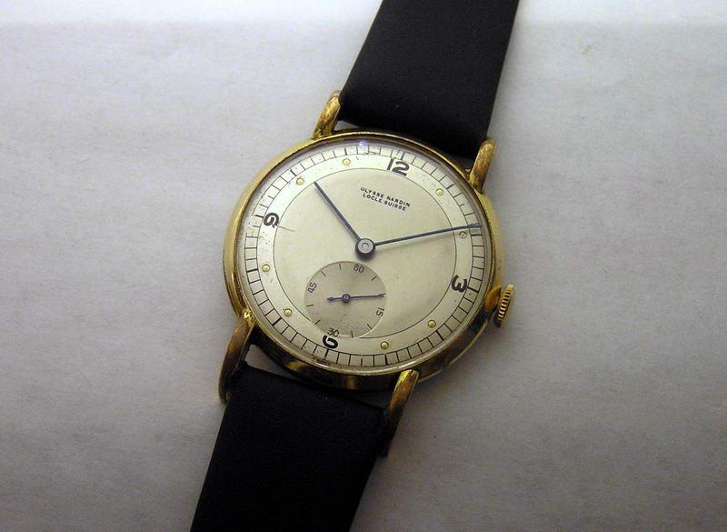 Купить бу часы оригинал дорогие - Ваши часы будут обслуживаться в официальном сервисном центре, что является