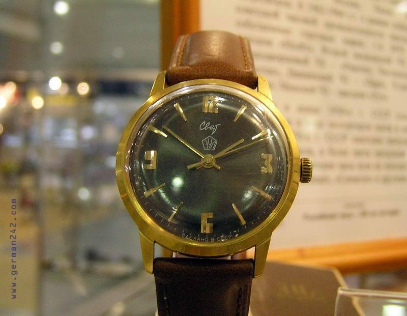 Советские часы сделанные в СССР